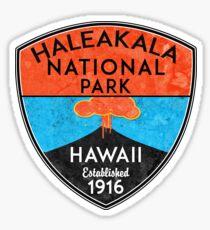 HALEAKALA NATIONAL PARK HAWAII VOLCANO HIKING NATURE EXPLORE Sticker