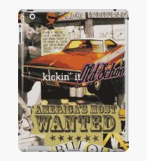 Fabulous Driving iPad Case/Skin