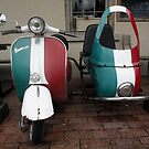 Vespa 150,Kangaroo Valley,NSW,Australia 2017 by muz2142