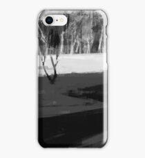 Snow lake iPhone Case/Skin