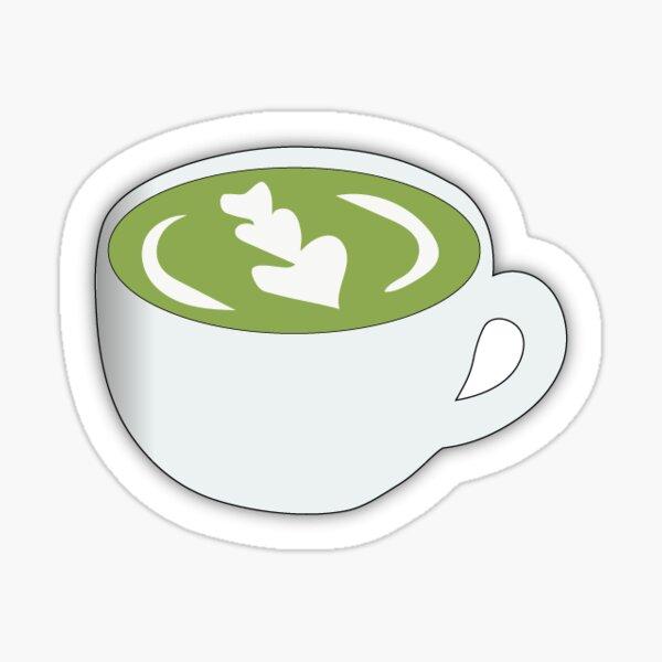 lil matcha Sticker