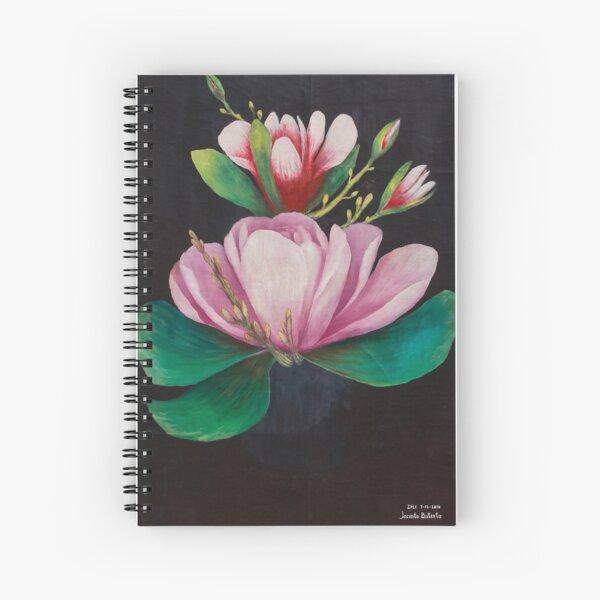 Ai-Funan / Flowers Spiral Notebook