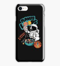 Astronaut  cereal iPhone Case/Skin
