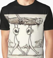 Friday the 13th Joke Graphic T-Shirt