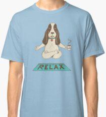 Dog Relax Classic T-Shirt