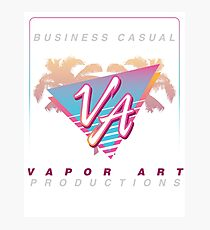 Business Casual Photographic Print