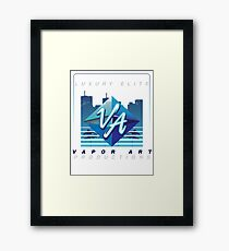 Luxury Elite Framed Print
