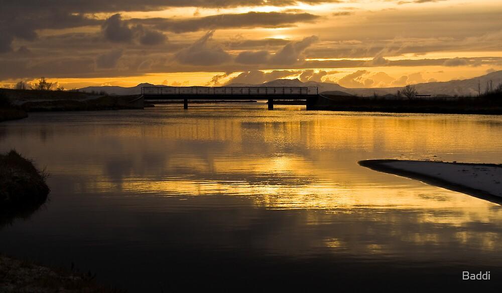 sunset by Baddi