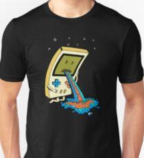 Gamer Vomit pixel Unisex T-Shirt