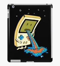 Gamer Vomit pixel iPad Case/Skin