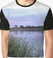Along the Murray River Graphic T-Shirt