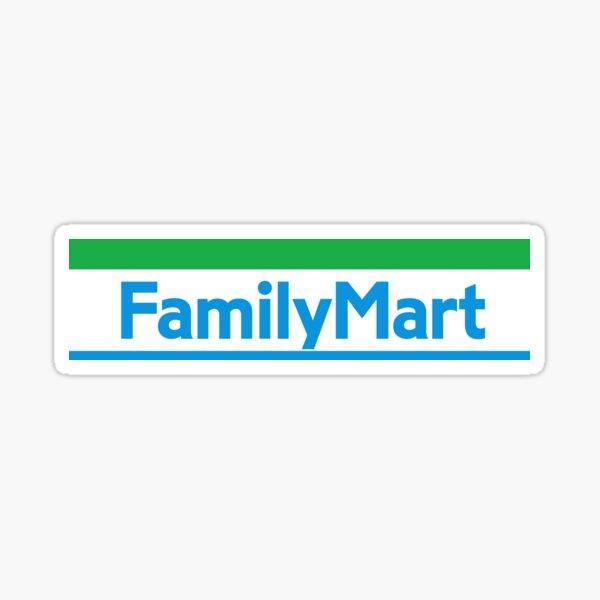 Family Mart Sticker