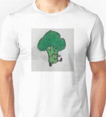 Broccoli Dude Unisex T-Shirt