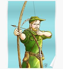 Robin Hood: The Legend Poster