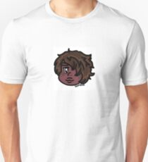Smoky Quartz Chibi Head Unisex T-Shirt