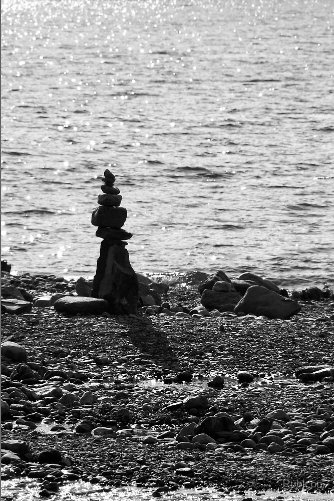 Solitary Stones by Rubicon