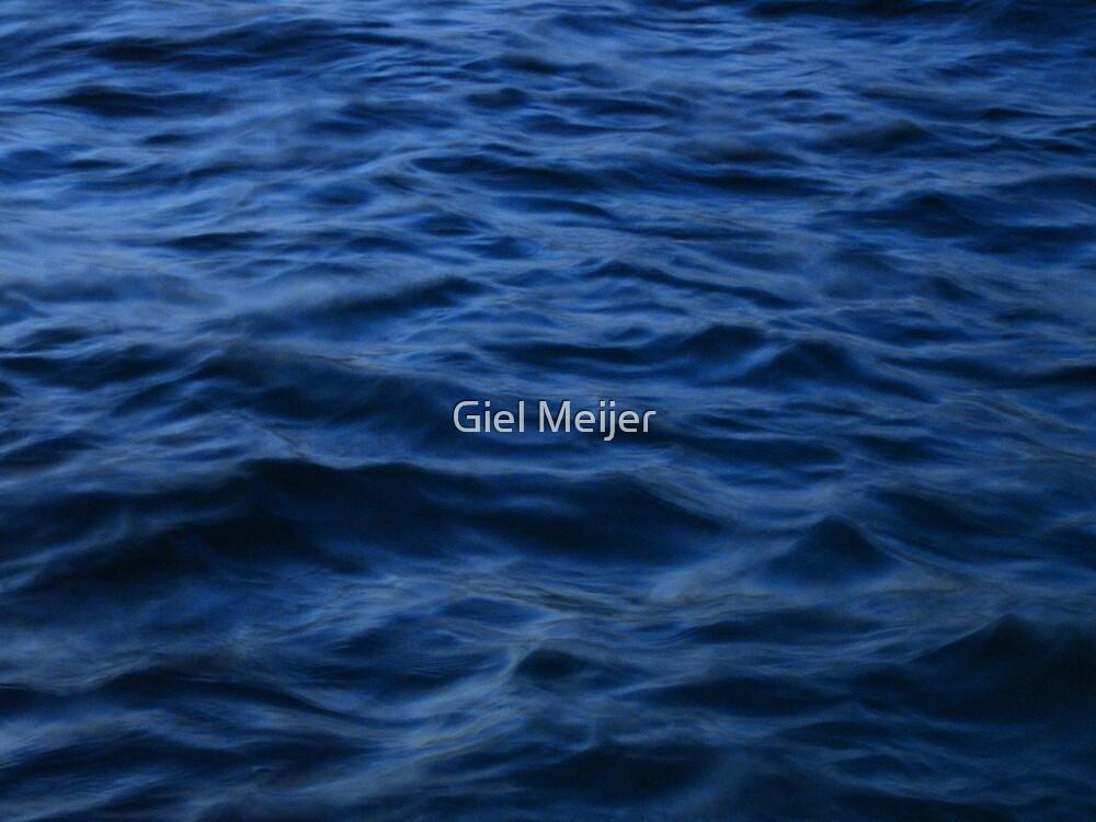 Ocean by Giel Meijer