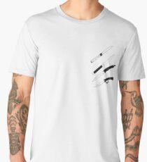 old school knives Men's Premium T-Shirt