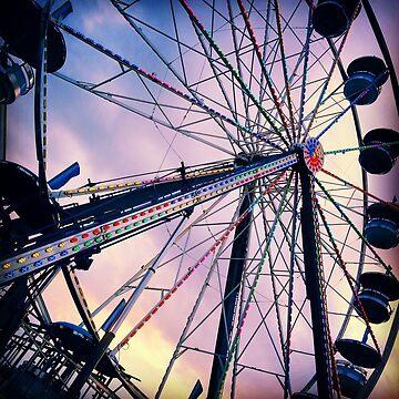 Harbor Farris Wheel by dangtianwan678
