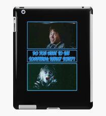 Twilight Zone - Dan Aykroyd Hitchhiker iPad Case/Skin