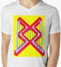 ABSTRACT WHIMSICAL: Modern Art Print T-Shirt