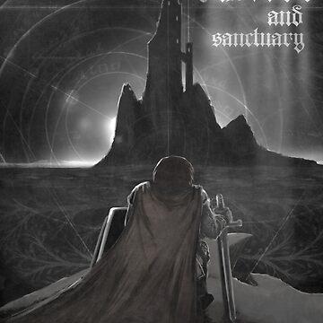 Salt and Sanctuary Print by SkaStudios