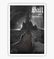 Salt and Sanctuary Print Sticker
