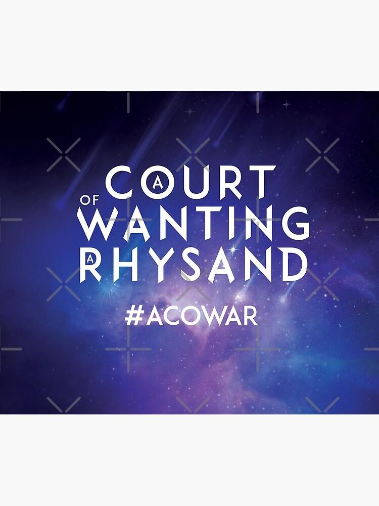 ACOWAR - Ein Gericht, das einen Rhysand will von yairalynn