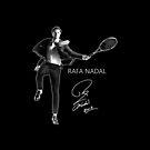 Handsome Rafa by Dulcina