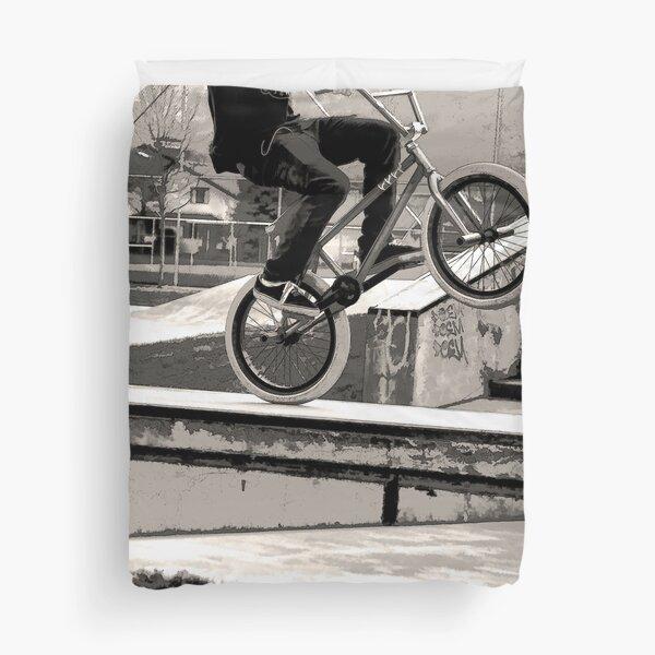 Wheelie Master - BMX Biker Housse de couette