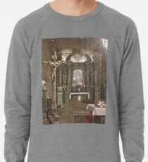 Chapel in Wieliczka Salt Mine  Lightweight Sweatshirt