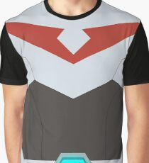 Voltron Paladin - Red Graphic T-Shirt