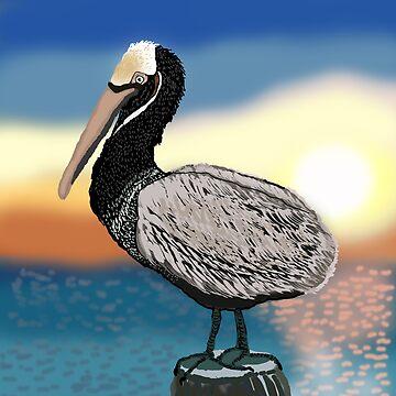One Tough Bird by coryne