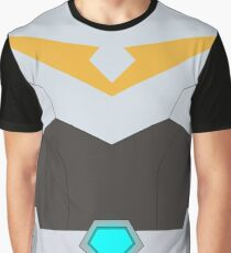 Voltron Paladin - Yellow Graphic T-Shirt