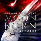 YA Fantasy Cover Art: Moonborn by Terry Maggert