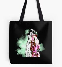 Breaking Bad - White and Pinkman Tote Bag