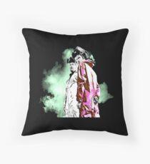 Breaking Bad - White and Pinkman Throw Pillow