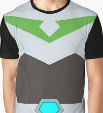 Voltron Paladin - Green Graphic T-Shirt
