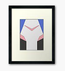 Voltron - Allura Framed Print