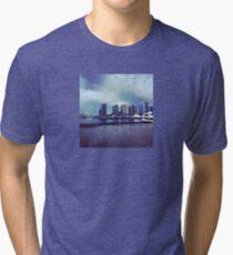 Docklands - Melbourne - Australia Tri-blend T-Shirt
