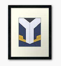 Voltron - Coran Framed Print