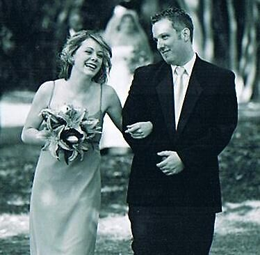Wedding Giggles by Mel Brennan