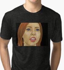 Something Blue - Willow - BtVS Tri-blend T-Shirt