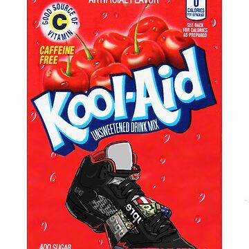 Kool Aid J. Cherry Special Edition by MoneyMcFly