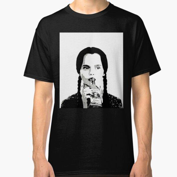 Mittwoch Addams Classic T-Shirt