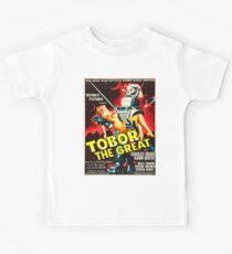 Vintage poster - Tobor the Great Kids Tee