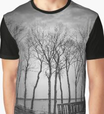 Bench | Sands Point, New York Graphic T-Shirt