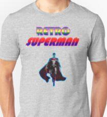 RETRO SUPERMAN Unisex T-Shirt