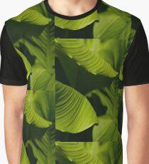 Tumeric Green Graphic T-Shirt