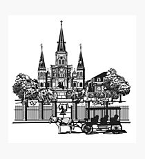 New Orleans, Louisiana Photographic Print